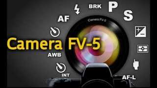 Camera FV-5 v2.36 PRO Apk Patched