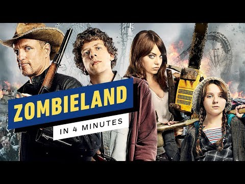 Zombieland in 4 Minutes