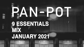 9 Essentials by Pan-Pot - January 2021