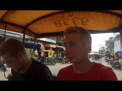 Iquitos, The City Of The Amazon! (Pt. 07)