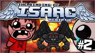 The Binding of Isaac: Rebirth - Me vs 30 Bosses at ONCE! (Episode 2 - Second Ever Run)