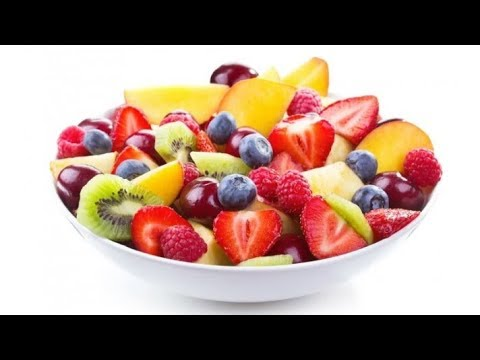 Fruit Salad Recipe | Healthy Dessert Recipe | How to Make Fruit Salad