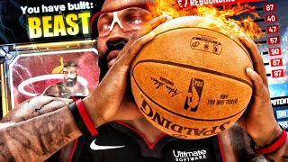 Creating PAINT BEAST The QUADRUPLE-DOUBLE KING! NBA 2K20 My Career Gameplay Best Build