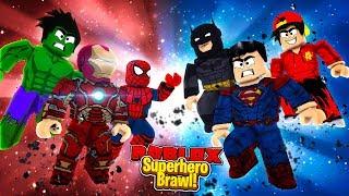 ROBLOX-SUPERHERO BRAWL!!!