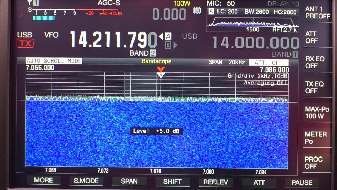 Kenwood TS-890S | Wifi UMTS/3G GSM Antennas, Radio Amateur
