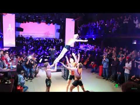 Мультимедийное представление «Дали.Ангар» в Омске