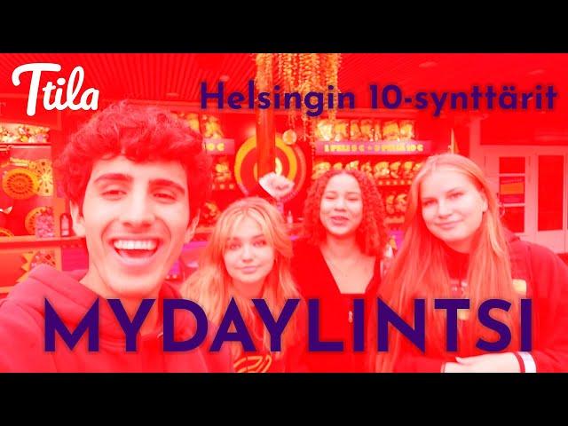 MYDAYLINTSI - Helsingin 10-synttärit Lintsillä