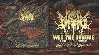 AGONAL BREATHING - WET THE TONGUE [SINGLE] (2019) SW EXCLUSIVE
