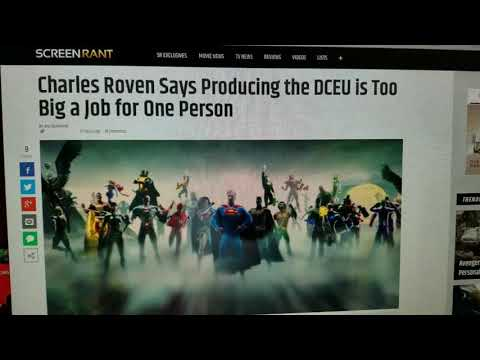 Charles Roven Says One Producer Can