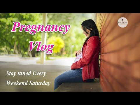 Pregnancy Vlog | Stay Tuned every weekend Saturday