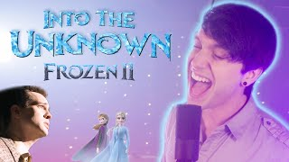 "Gambar cover Panic! At The Disco - Into the Unknown (From ""Frozen 2"") [Future Sunsets Cover]"