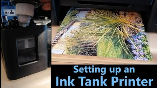 Setting up an Ink Tank Printer  |   Easy PC Tuition