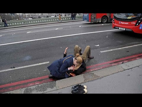 Witnesses recount moments before and after Westminster attack