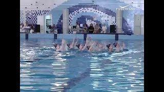 Более 200 человек приехали в Самару на турнир по синхронному плаванию