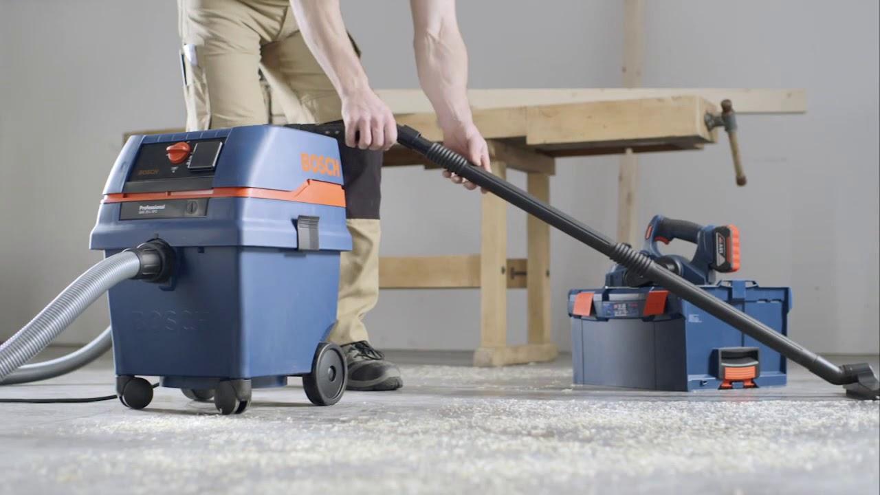 Bosch Gas 20 Sfc Wet And Dry Vacuum Cleaner Daftar Harga Terbaru High Pressure Listrik Ghp 5 55 L Professional 230 V Dust Extractor Ffx