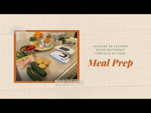 meal-prep:-lasagne-de-légumes,-tortilla-au-four,-soupe-butternut
