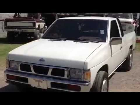 1991 Nissan hard - YouTube