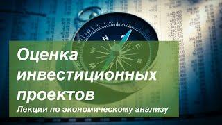 Выпуск VI Оценка инвестиционных проектов