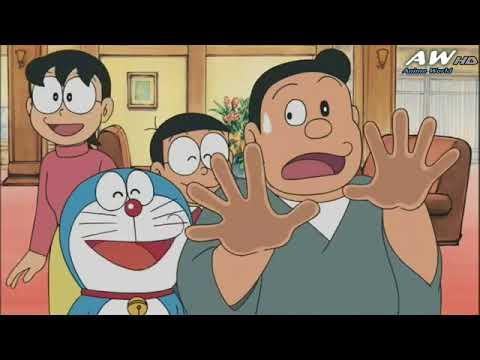 Doraemon 2005 Episode   34B Hot Springs