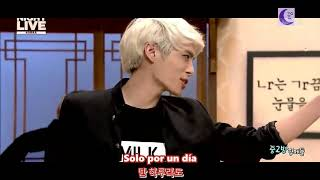 Jonghyun (종현) - (하루만이라도) Just for a day [Sub Español/한국]