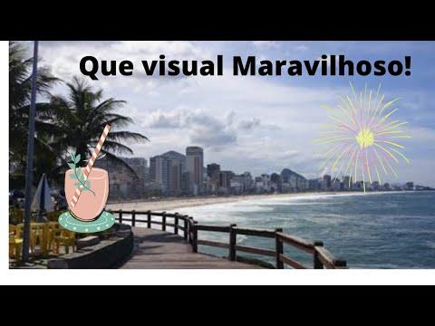 Leblon Rio de Janeiro, Mirante muito legal,