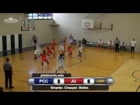 NCCAA Men's South-Regional Basketball Tournament - Game #1
