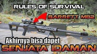 AKHIRNYA DAPAT BARRET LAGI... tapi... - Rules of Survival Indonesia