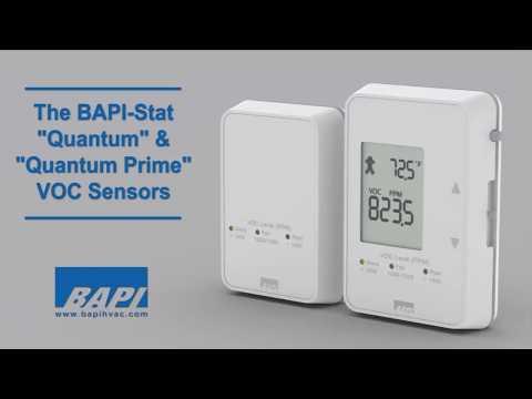"BAPI-Stat ""Quantum"" and ""Quantum Prime"" VOC Sensors"
