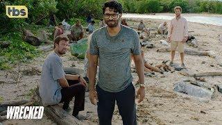 Wrecked: Season 2 Exclusive Sneak Peek [CLIP] | TBS