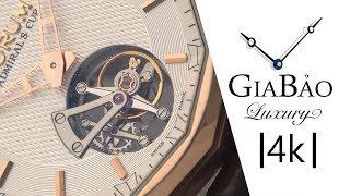Tourbillon là một cơ chế phức tạp trên đồng hồ đeo tay, sở hữu một ...