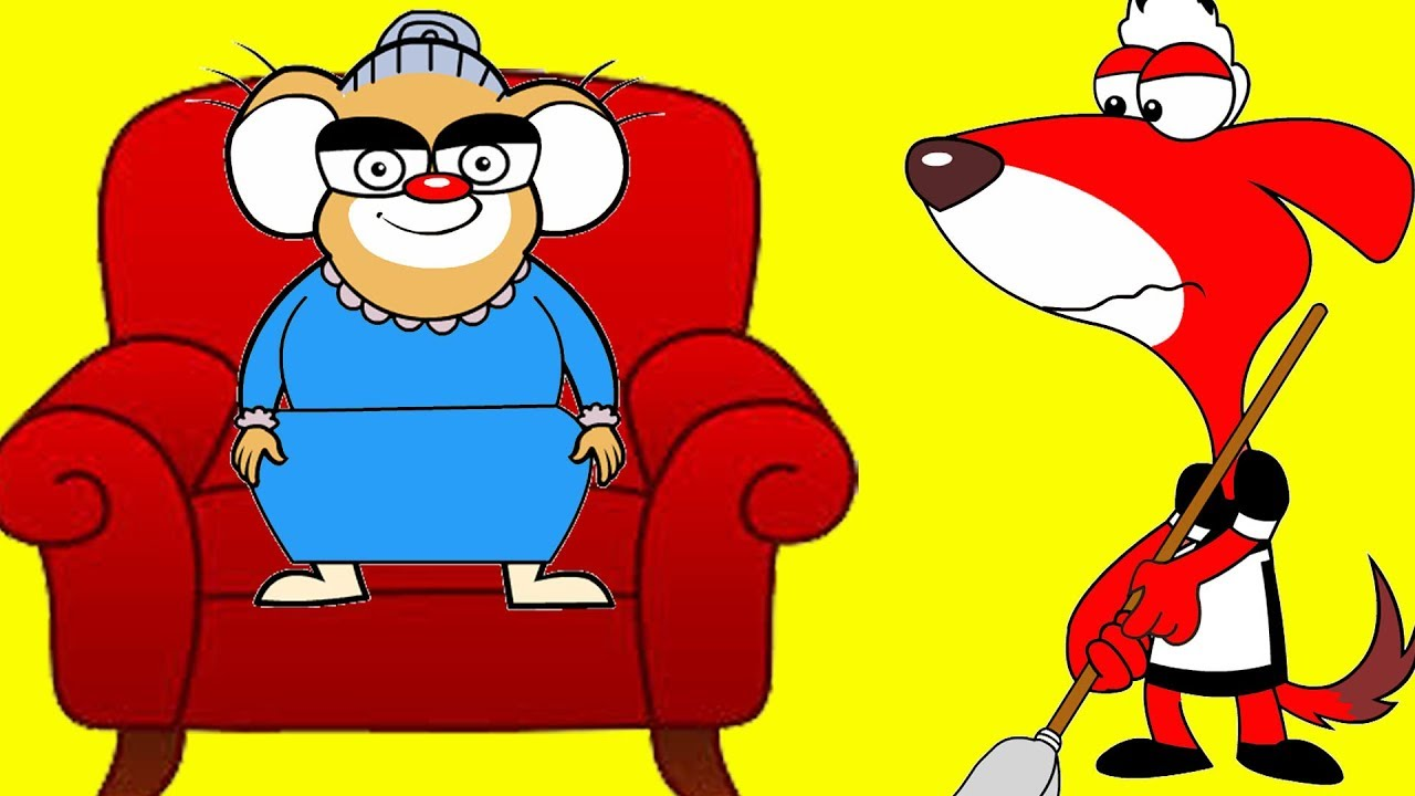 Rat-A-Tat |'Mouse Grandma's Cleanliness to Donliness Cartoons'| Chotoonz Kids Funny Cartoon Videos