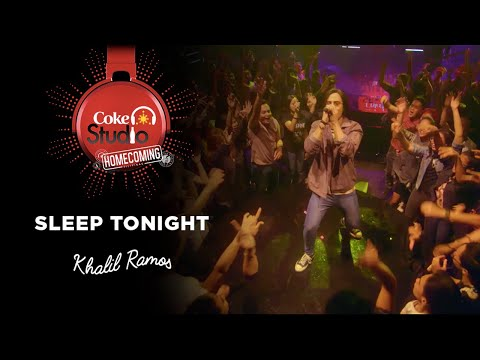 "Coke Studio Homecoming: ""Sleep Tonight"" cover by Khalil Ramos"
