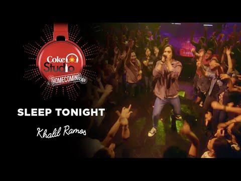 "Coke Studio Homecoming: ""Sleep Tonight"" cover by Khalil Ramos"