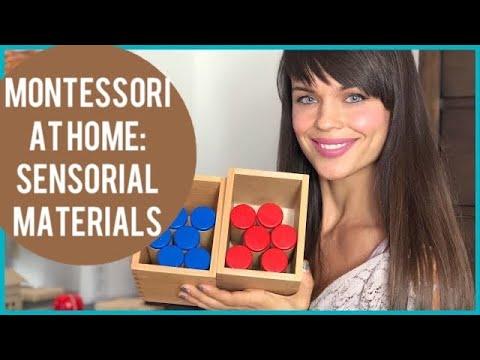 Montessori Education | Sensorial Activities For Kids