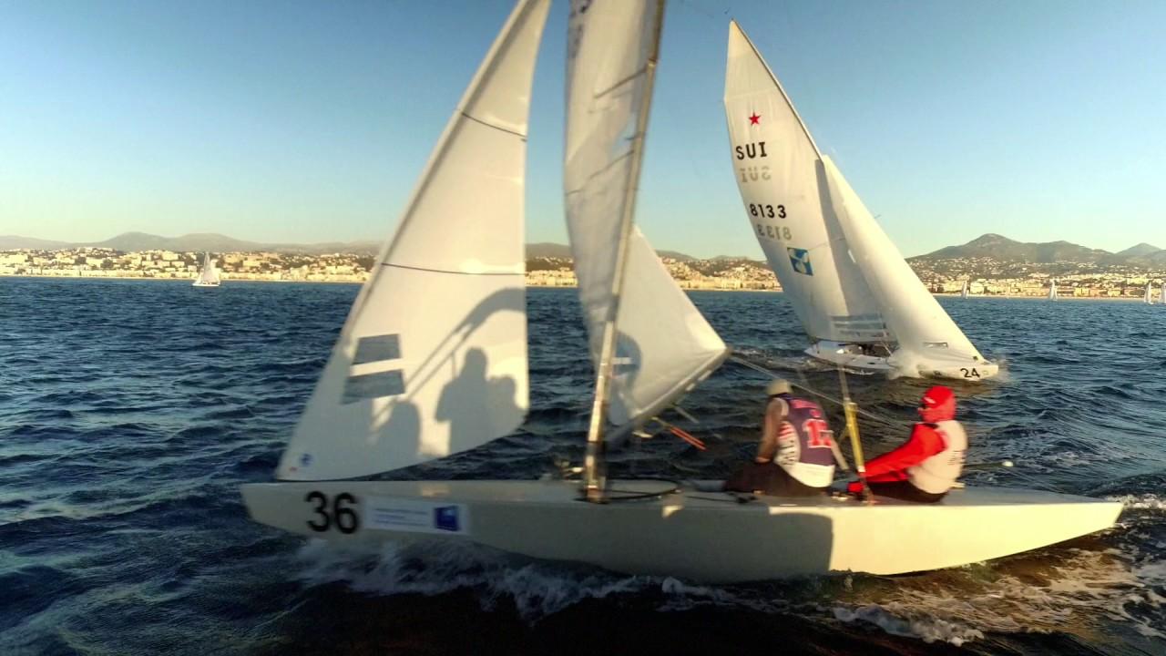 Club Nautique De Nice nice - christmas regatta 2016 jour 2
