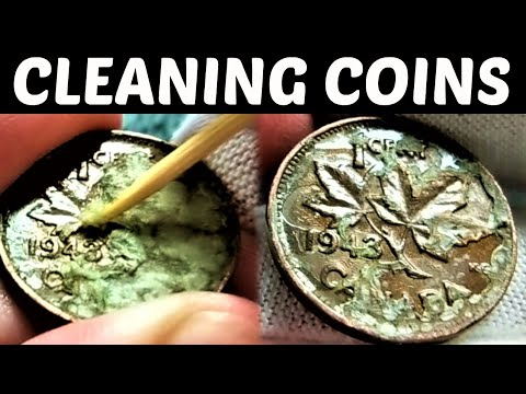 How (NOT) To Clean Coins: Dates Revealed + Disaster Strikes