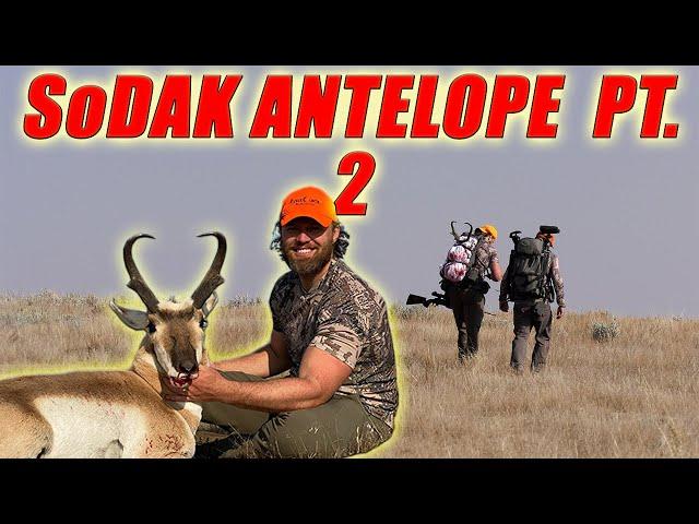 South Dakota Antelope Part 2 -- Run2Gun Season 8