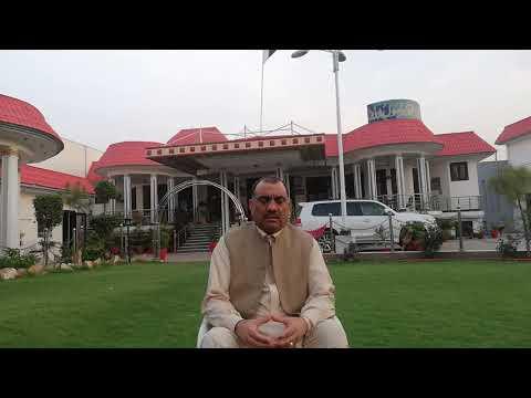 Malik Tariq Awan Ka Shaheed Haroon Bilour Ki Barsi Kay Hawalay Say Peshwar Ko Pegham