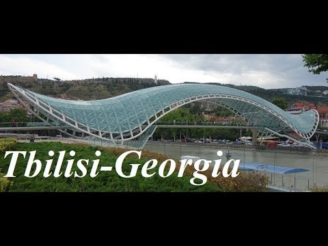 Georgia/Tbilisi (Freedom Bridge)  Part 13