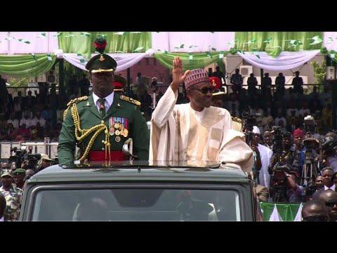 Download Nigeria's Buhari eyes second term despite rocky first madate