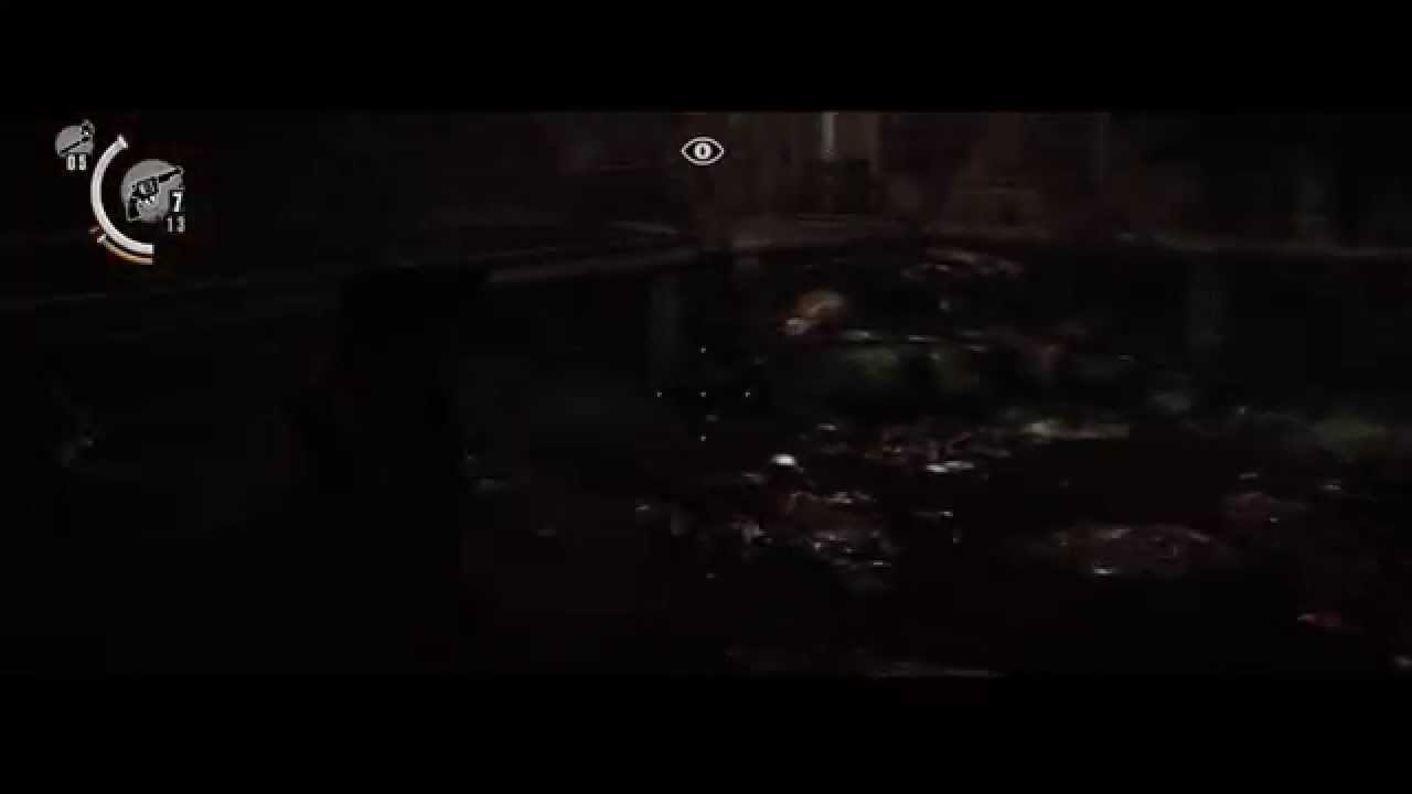 how to kill invisible zombie the evil within