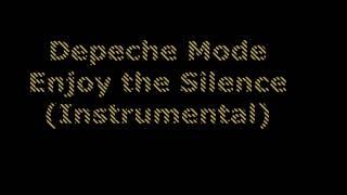 depeche mode enjoy the silence instrumental