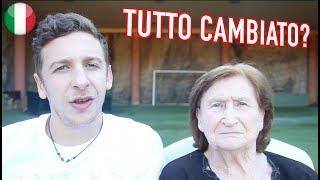 La Nonna Dice Che I Tempi Sono Cambiati...   Learn Italian - Imparare l'Italiano