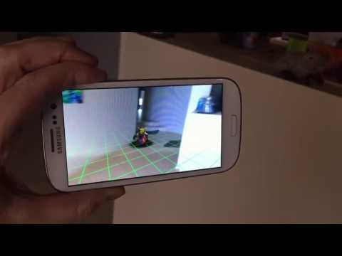 Mobile Dev from Scratch: Markerless Augmented Reality with Unity