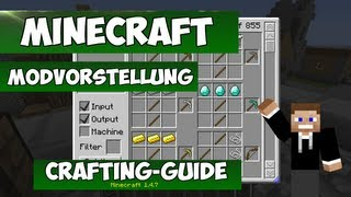 Minecraft 1.4.7 - CRAFTING-GUIDE