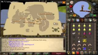 OSRS (DMM) - Roving Elves quest (no mistakes)