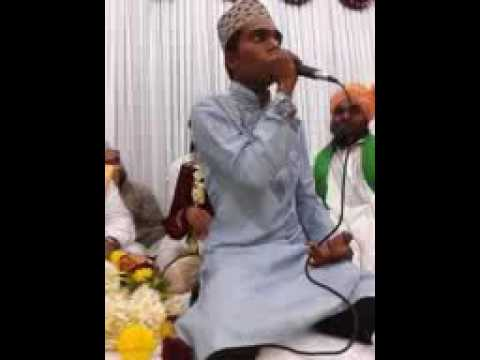 Mustafa aapke jaisa koi aaya hi nahi by Ibrahim Ashrafi (Adoni-Andhra Pradesh-India)