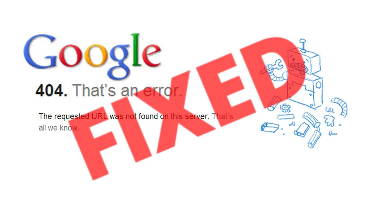 ⇨ YouTube Comment Error 404 Fix - YouTube