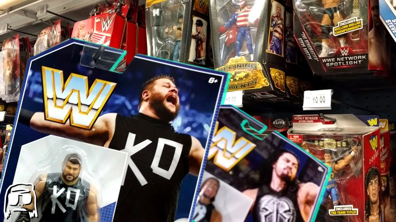Walmart Wwe Toys : The hunt for wwe exclusive toys at walmart target new