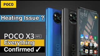 Poco X3 - Confirmed Specifications | Poco X3 Price in India | Poco X3 Full Specifications